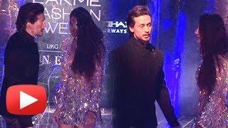 Tiger Shroff - Disha Patani MAJOR FIGHT At Lakme Fashion Week 2017?
