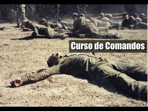 Curso de Comandos Exército Português