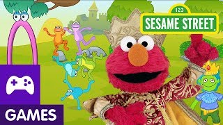 Sesame Street: Play Elmo the Musical Prince | Game Video