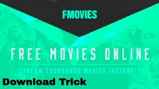 Download Movies from FMovies