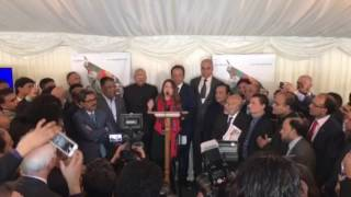 Tulip Siddique Speaking at the British Parliament on BD Independence Day