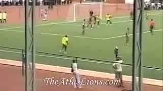 QWC 2010 Rwanda vs. Morocco 3-1 (14.06.2008)