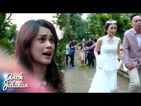 Adriana Histeris Melihat Boy Dan Reva Menikah [Anak Jalanan] [2 November 2016]