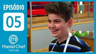 MASTERCHEF JUNIOR BRASIL | EP 5 | TEMP 01