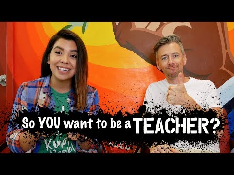 Xxx Mp4 So You Want To Be A Teacher With The Lettered Classroom 3gp Sex