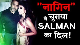 Why Salman khan is so impressed with Mauni Roy ?