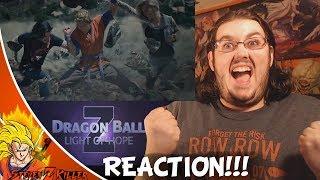 Dragon Ball Z_ Light of Hope - (Episode 2) FULL FAN FILM REACTION!!!