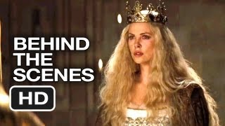 Snow White and the Huntsman Behind The Scenes - Visions (2012) - Kristen Stewart Movie HD