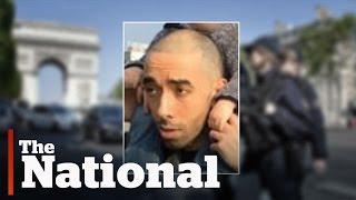 Paris gunman known to police