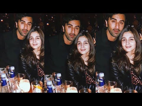 Xxx Mp4 Finally Ranbir Kapoor And Alia Bhatt Confirm Their Relationship In Front Of Public With Bonding 3gp Sex