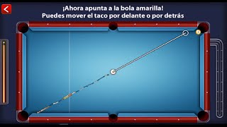 8 Ball Pool| Trick Shot In (TUTORIAL) By Nay