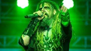 Rob Zombie Covers Enter Sandman By Metallica LIVE @ HOB Myrtle Beach 4/29/14
