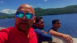VLOG 3 AT SAGUENAY LAKE IN QUEBEC CANADA