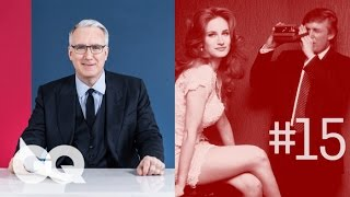 Donald Trump's 50 Most Ridiculous Excuses | The Closer with Keith Olbermann | GQ