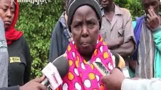 Mutumia umwe kuuragwo ni mwendwa wake mwena wa Gathuki-ini Murang'a