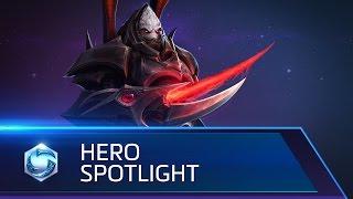 Alarak Spotlight - Heroes of the Storm