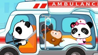 Baby Panda Learns Transport | Children learn The Common Transport | Babybus Kids Games