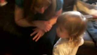 Breastfeeding Leigh at 2: Weaning Begins