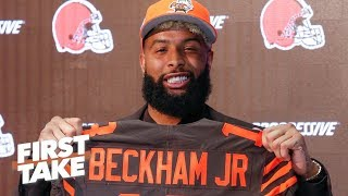 The Browns will have the NFL's best offense in 2019 - Max Kellerman   First Take