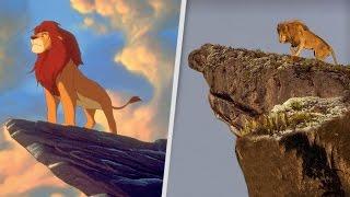 10 Orte aus Disney Filmen - Die es tatsächlich gibt!