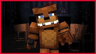 Minecraft Adventure - FREDDY'S CHALLENGE! ( FNAF Custom Roleplay)