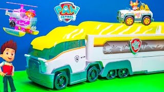 PAW PATROL Nickelodeon Jungle Patroller New Paw Patrol Toys Video