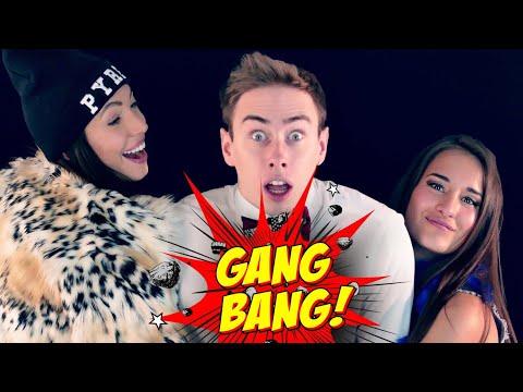 Xxx Mp4 MAX FELICITAS GANG BANG Official Video 3gp Sex