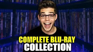 Complete Blu-Ray Collection (OVER 600!)