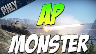 THE MOTHER OF ALL ARMOR-PIERCING - M103 Heavy Tank (War Thunder Tanks Gameplay)
