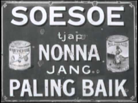 VIDEO LANGKA..Iklan Iklan Kuno Jaman Belanda