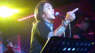 Arnel Pineda - ALWAYS @ Rockville, Jan.7, 2011.
