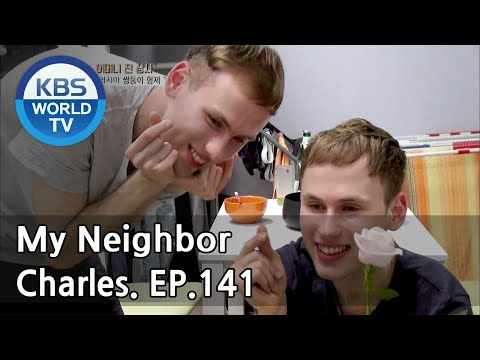 Xxx Mp4 My Neighbor Charles 이웃집 찰스 Ep 141 Decalcomania Twins Geny Oleg From Russia ENG 2018 05 25 3gp Sex