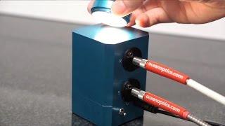 Using an Integrating Sphere for Reflectance Spectroscopy