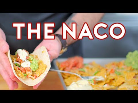 Binging with Babish The Naco from Kim Possible