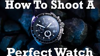 How To Shoot A Perfect Watch With Nothing But An Iphone