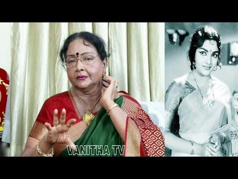 Senior Actress Rajasree Special Interview | Part- 1 / 5
