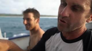 John John Florence & Kelly Slater Explore Remote Islands