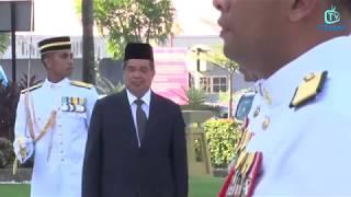 Hari pertama Mat Sabu sebagai Menteri Pertahanan: I don't want to change the 'Mat Sabu style'