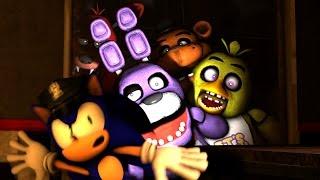 Sonic in Five Nights at Freddy's [SFM]