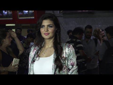 Xxx Mp4 Ihana Dhillon At Special Screening Of Das Dev Movie 3gp Sex