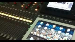 Controlando a Behringer x32 pelo iPad (How to control x32 using iPad) (English subtitles)