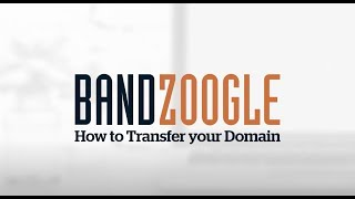 How to transfer your domain name