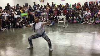 Lil Mama Battle is RAW! l Nique's Audition Footage l 2016 | OfficialTSquadTV |
