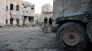 القوات العراقية تواصل تقدمها في الأحياء الشرقية من الموصل