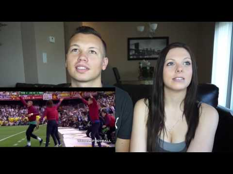 The Dirty Side Of El Clasico - Fights, Fouls, Dives & Red cards   Couple Reacts!!