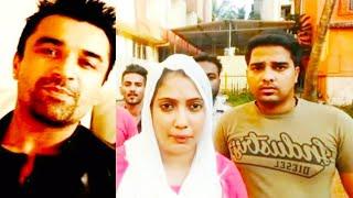 Is bahen  ka kahna hai ke Bollywood actor ajaz khan ko ghair zaruri fasaya gaya hai Aur kaha ke wo h
