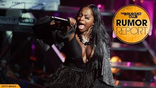 Foxy Brown Booed Offstage Because She Couldn't Hear Anything