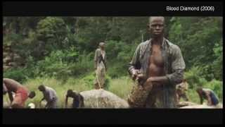 "clip4 ""Boss, I wanna go toilet"" -Blood Diamond (2006)"