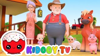 Old Macdonald Had A Farm By ABC Kids Tv Nursery Rhymes for Kids Children