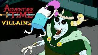 Top 10 Adventure Time Villains
